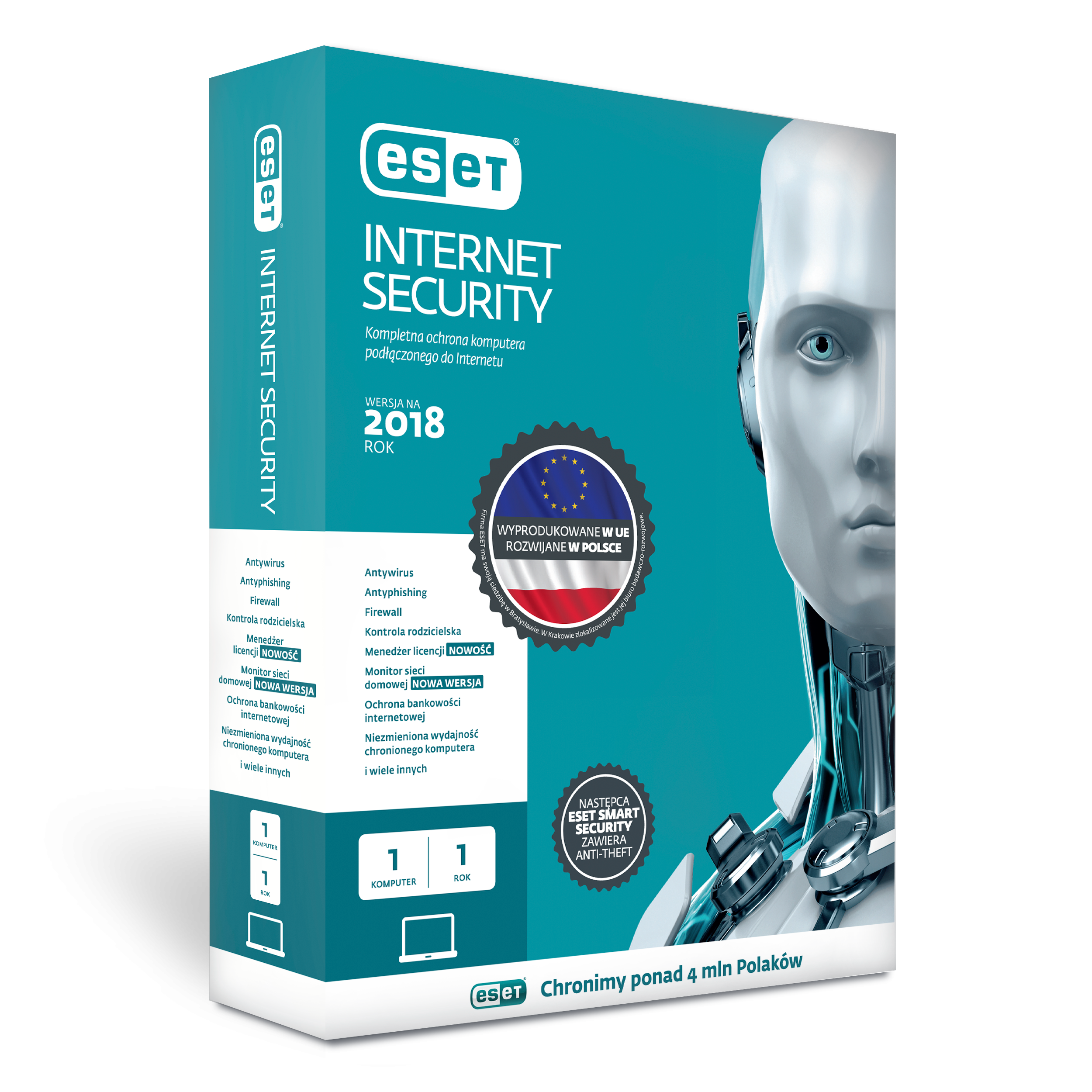 ESET Internet Security - imienna (2-4)